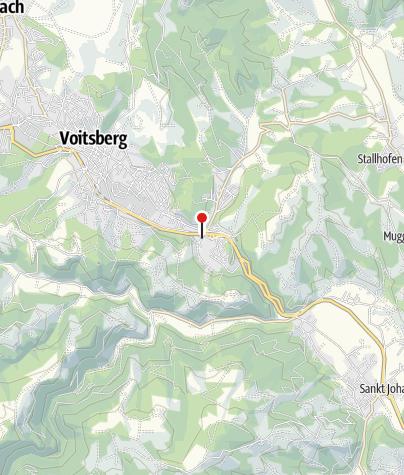 Karte / Ehemalige Zellulosefabrik