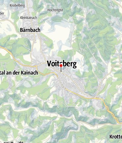 Karte / Pirkerhaus