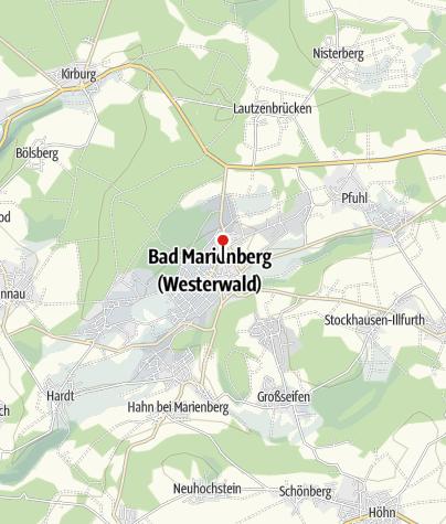 Karte / Minigolfplatz Bad Marienberg