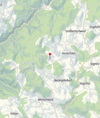 Karte / Freizeitzentrum Herrischried