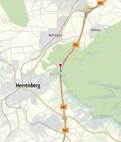 Karte / Waldseilgarten Herrenberg
