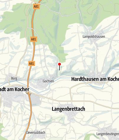 Karte / Buchsbachtal