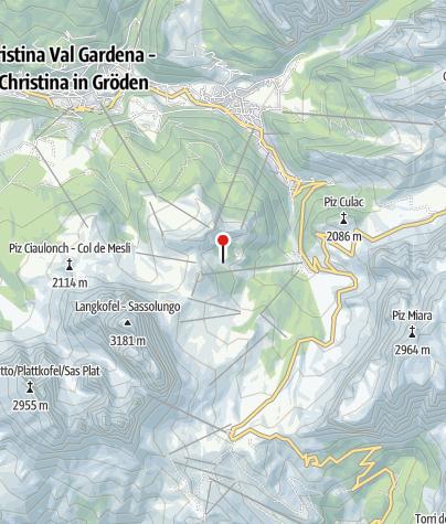 Cartina / Vallongia