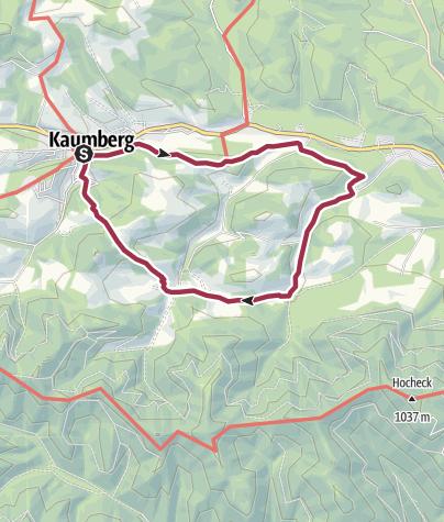 Karte / Froschweg