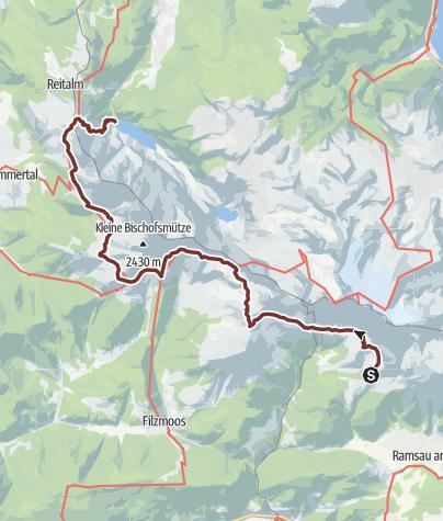Map / Bibelsteigwanderung
