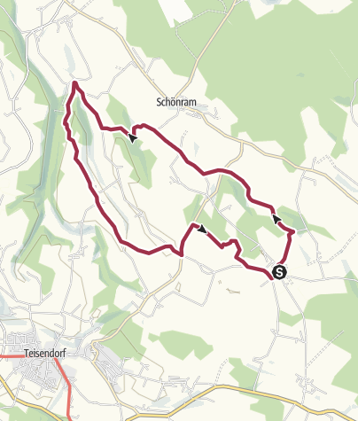 Map / Surspeicher-Weg
