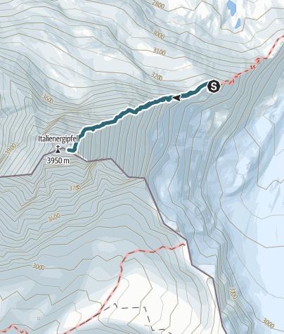 Map / Geschafft! Linda Fäh auf dem Matterhorn