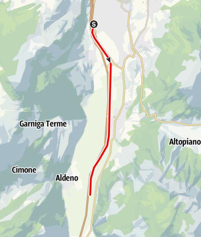 Map / Fiume Adige A3