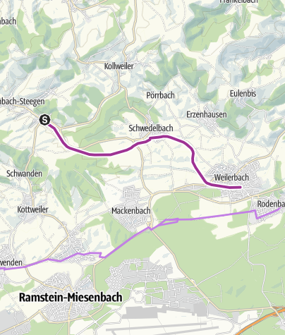 Wetter Schwedelbach