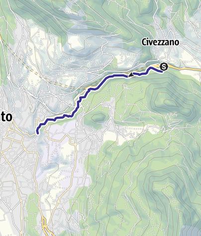 Karte / Torrente Fersina I
