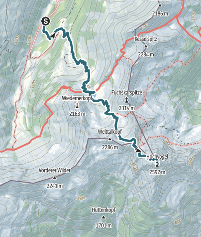 Karte / Challenge