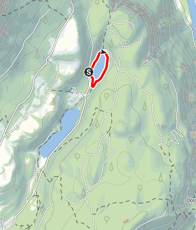 Map / Lago Lamar
