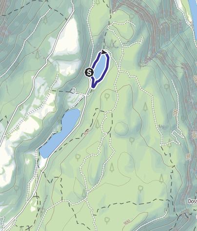 Karte / Lago Lamar