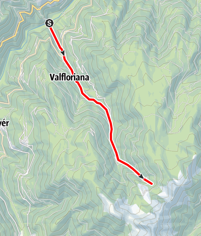 Map / Rio Lungo - Seghe Q