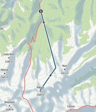 Map / TimMammut Adventure