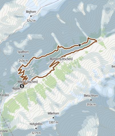 Karte / SunTour
