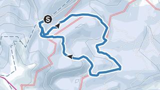 Karte / Rinken Loipe