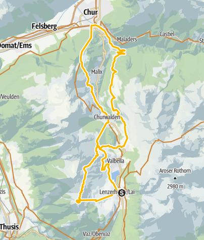 Karte / 616 Biketicket to RIDE (rot)