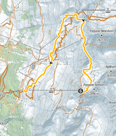 Map / 611 BIKE ATTACK