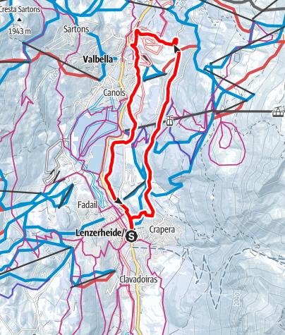 Map / 204 Val Granda