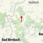 Map / Der Hohle Stein in der Lugenz