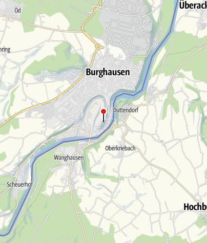 Map / Stadtmuseum Burghausen
