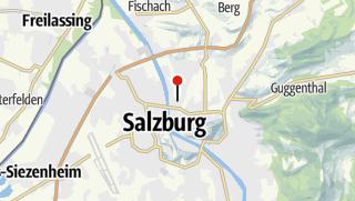 Map / Hotel Pension Adlerhof**