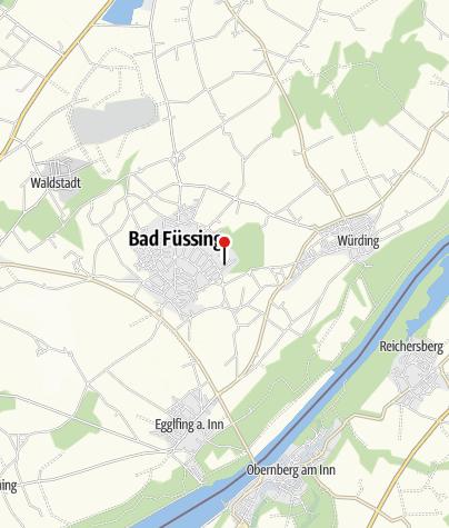 Carte / Klinik Niederbayern