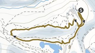 Map / Cascade Loop Sun Mountain Horseback riding Trail