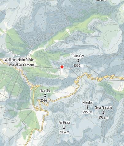Karte / Baita Panorama
