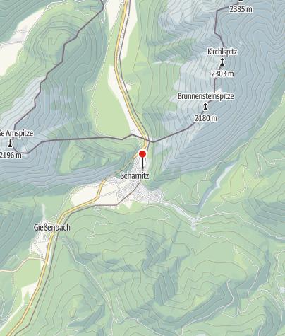Karte / Brunnsteinspitze