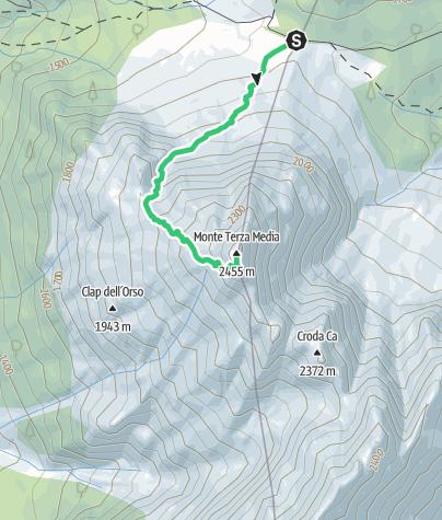 Karte / 03 TERZA MEDIA - Sappada