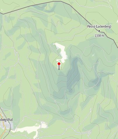 Karte / Falkensteinerhütte