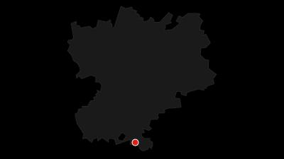 Karte / (F) Buis-les-Baronnies - Rocher St. Julien - La Voie de Trous