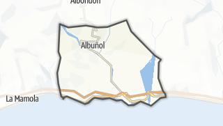 Mapa / Albuñol