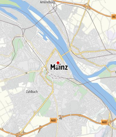 Map / HDW – Haus des deutschen Weines