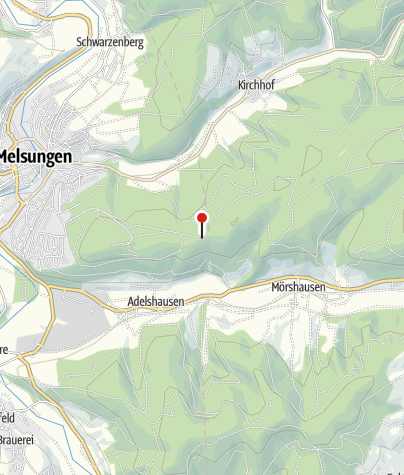 Karte / Carl Braun Hütte