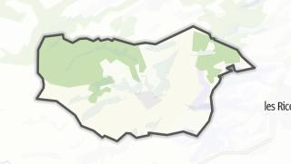 Mapa / Bagneux-la-Fosse