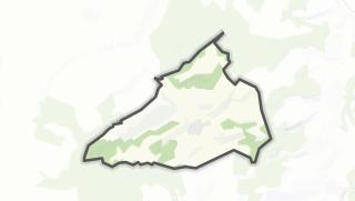 Mapa / Avirey-Lingey
