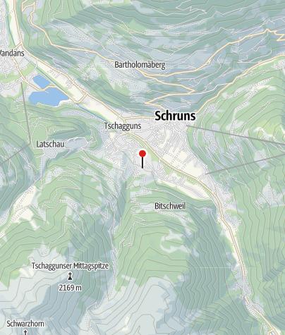Karte / Sandrellhaus