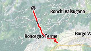Map / Torrente Chiavona D
