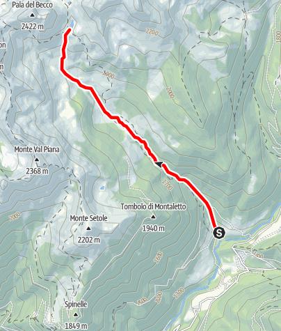 Map / Rio Montalon H