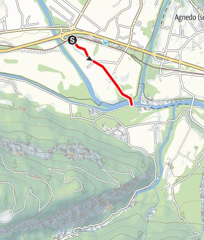 Map / Fiume Brenta Z bassa