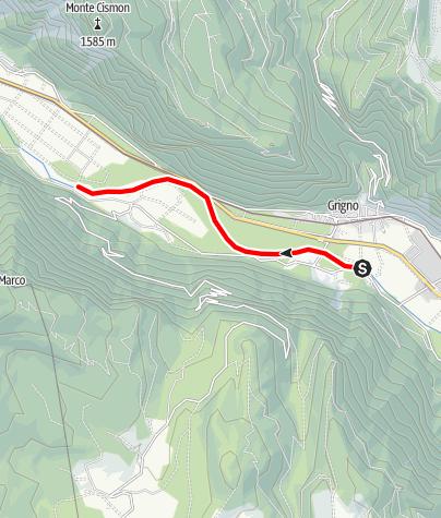 Map / Fiume Brenta NK