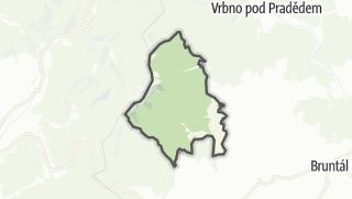מפה / Malá Morávka