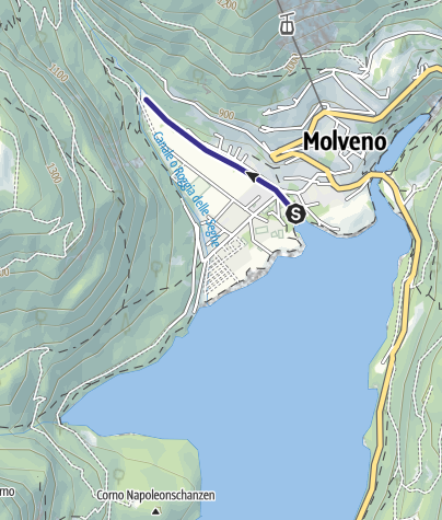 Cartina / Torrente Massò