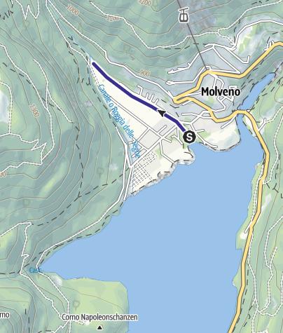 Karte / Torrente Massò