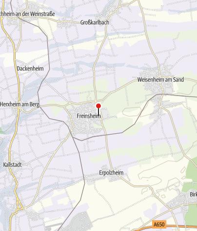 Karte / Kreuzhof - Gutsausschank