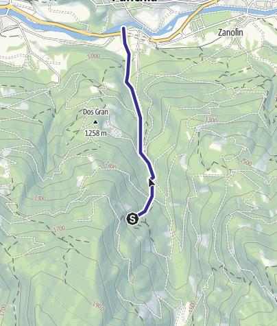 Cartina / Rio Cavelonte E5