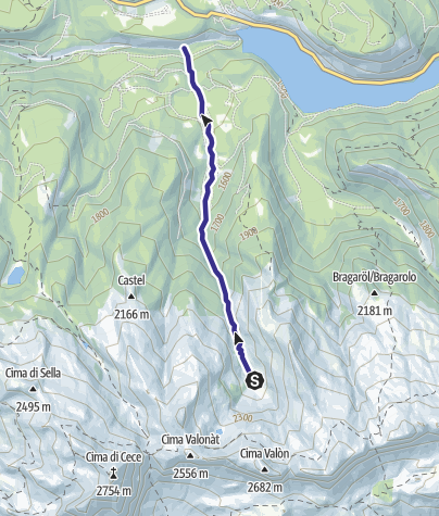 Karte / Rio Vallon G5